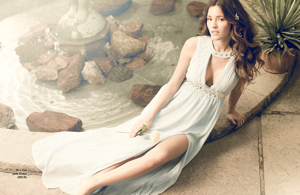 Enchanting evening gowns