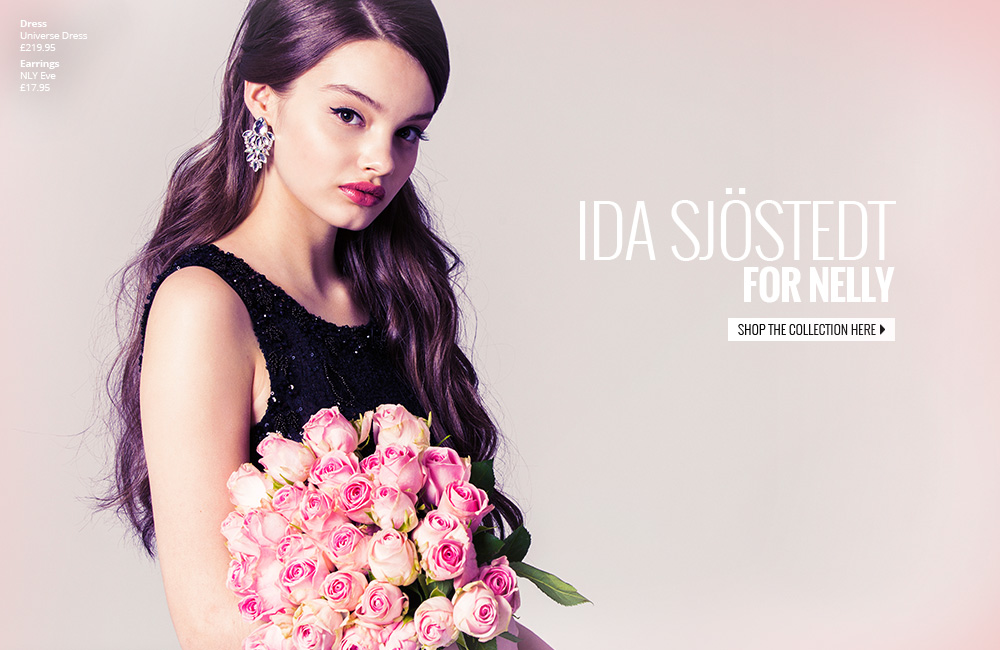 Ida Sjöstedt for Nelly ss13