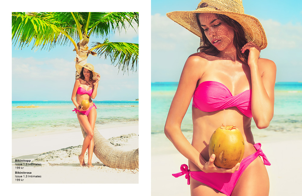 Bikinis sommaren 2013