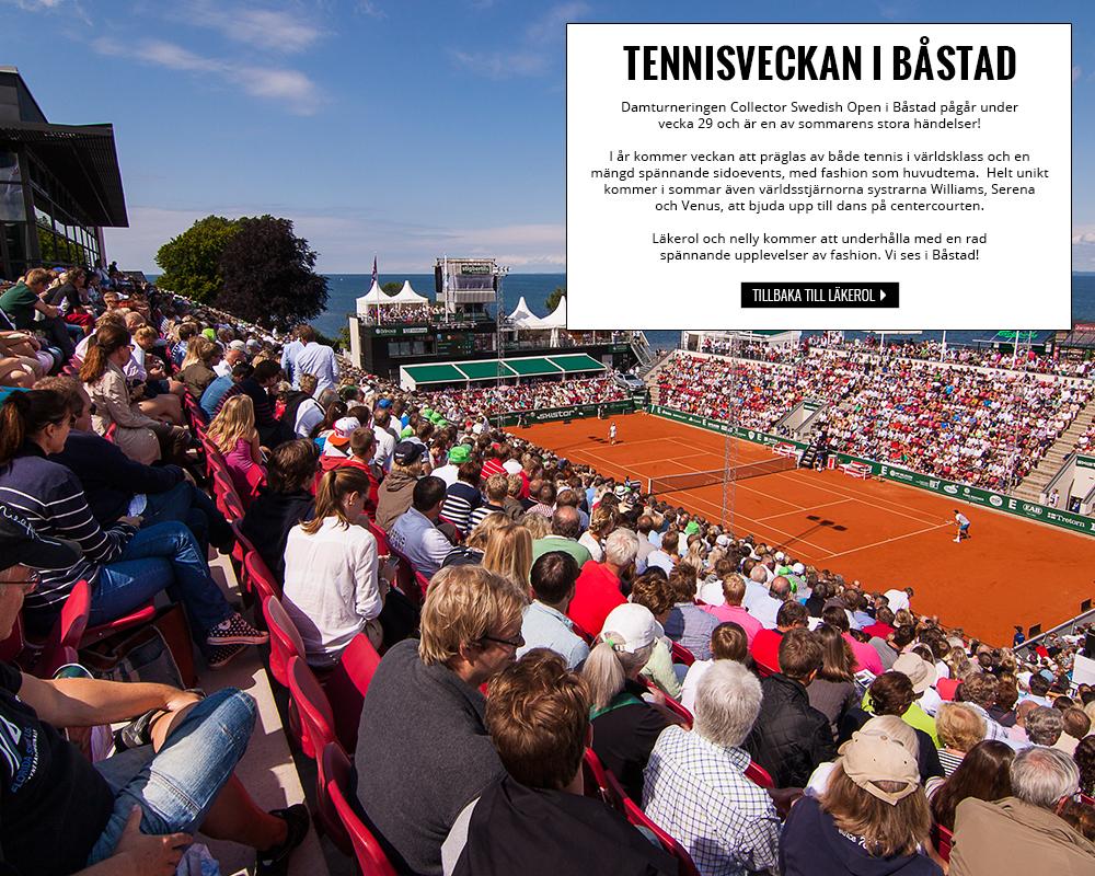 Tennisveckan i bastad