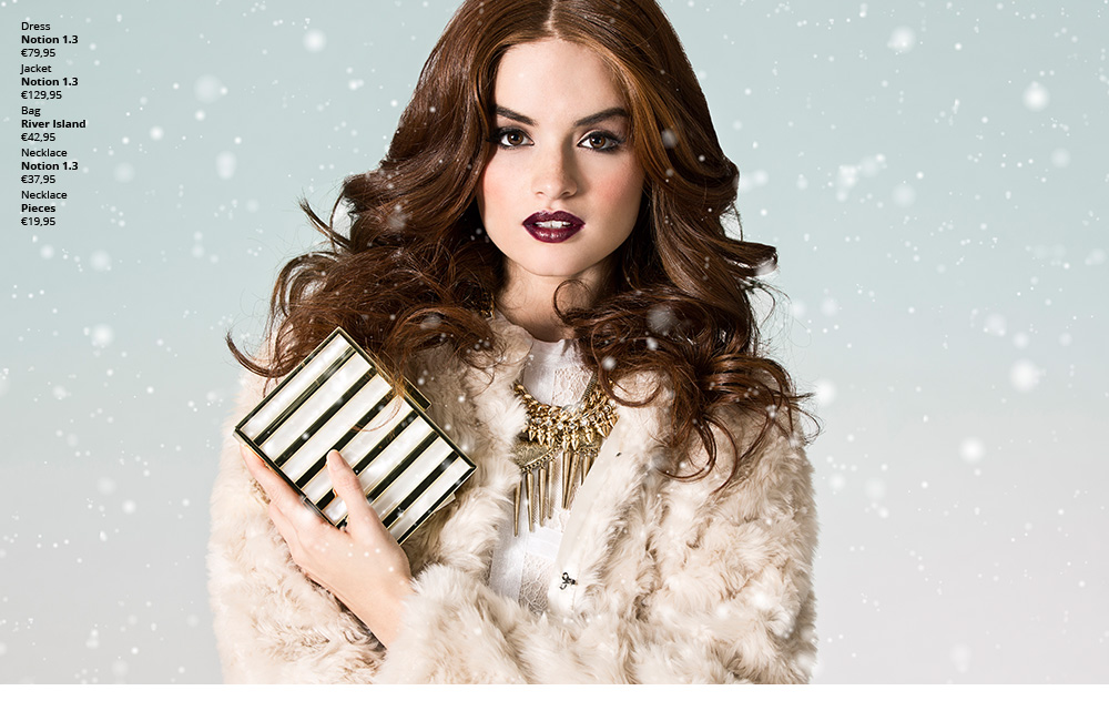 Vinterns festklänningar