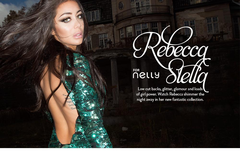 Rebecca Stella for nelly