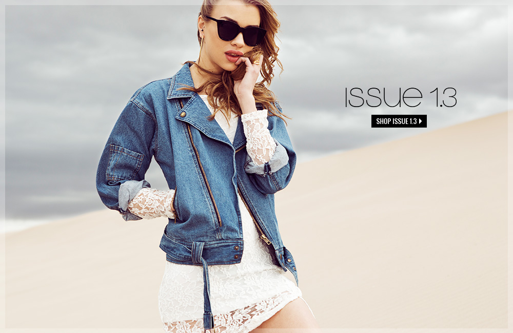 Issue 1.3 Spring and summer 2013