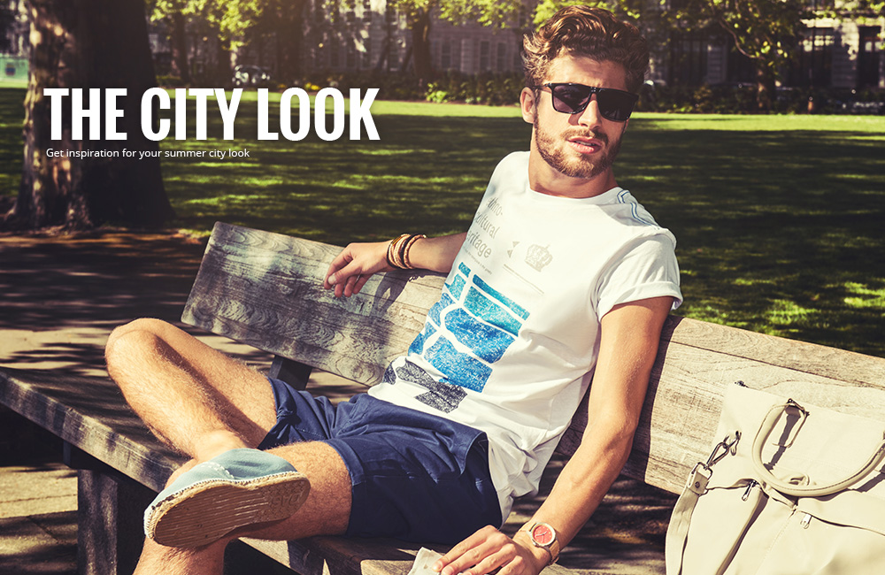 Get the city look!