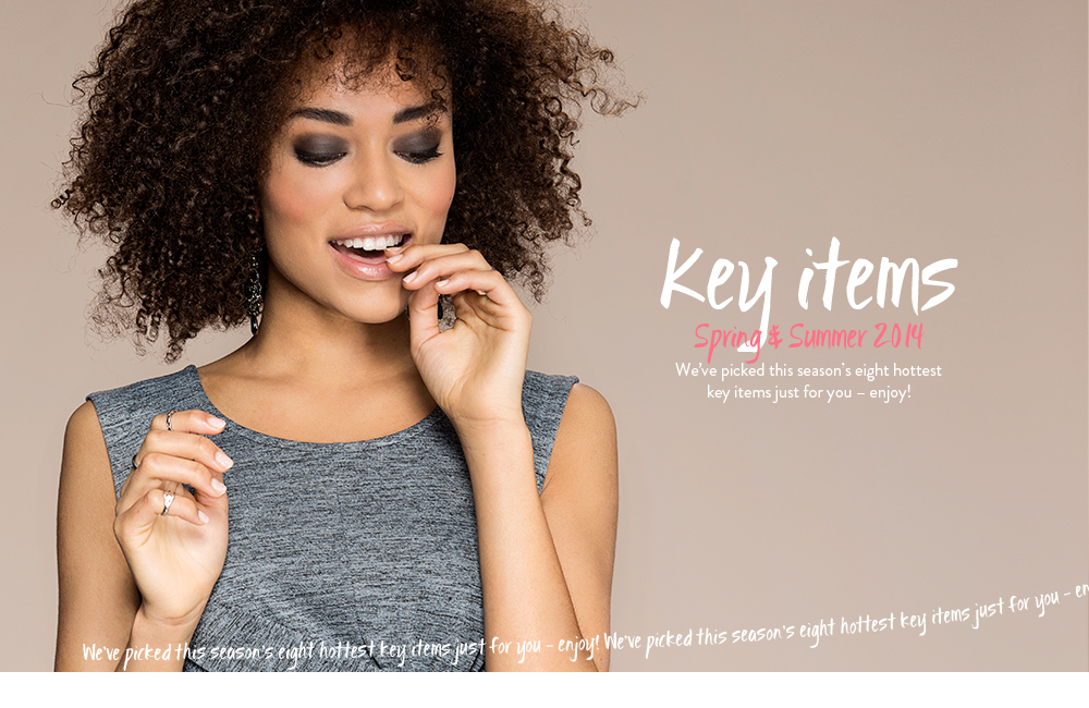 Key Items ss14