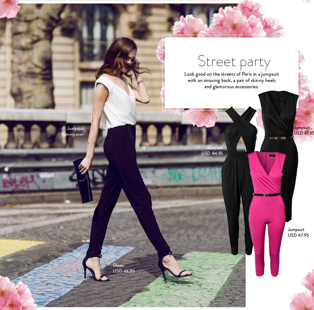 Party Paris nelly.com ss14
