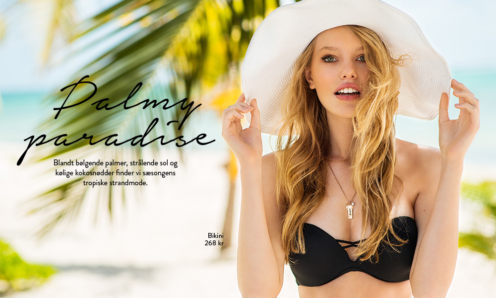 Nelly Palmy paradise ss14