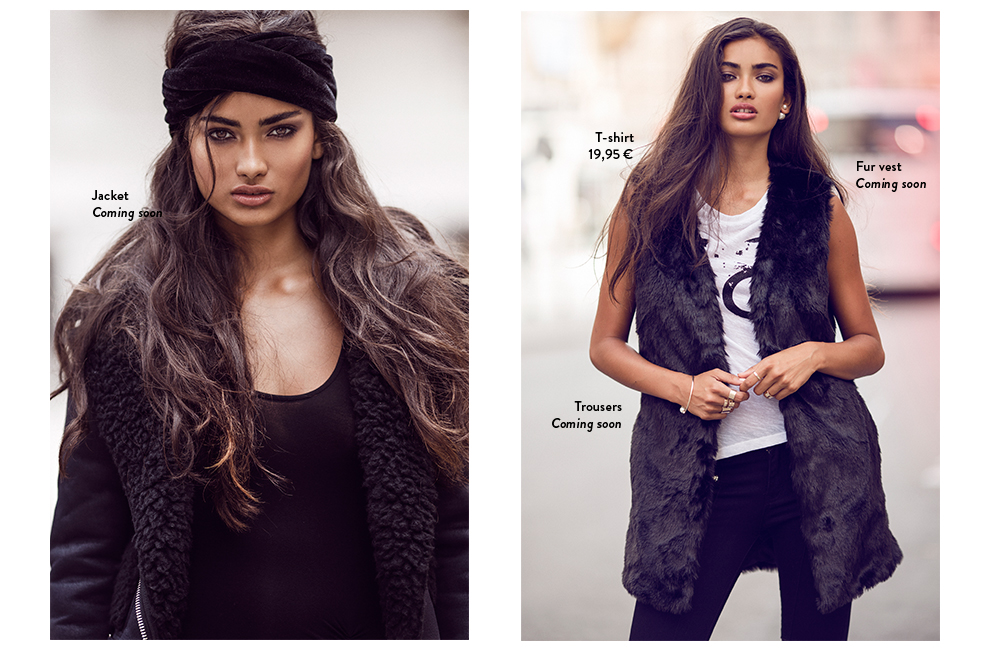 NLY Trend lookbook aw14