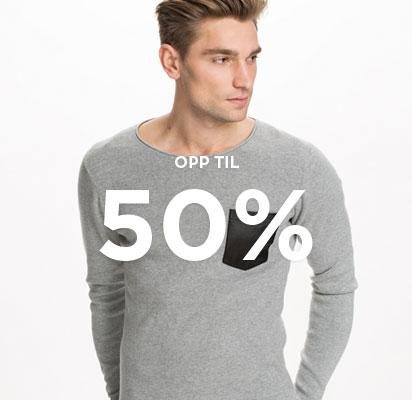 tröjor 50%