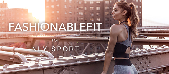 Brand week - Fashionablefit for NLY Sport