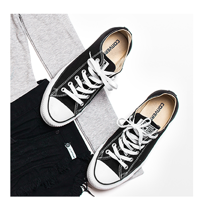 Everyday summer shoes - hverdagssko hos Nelly.com