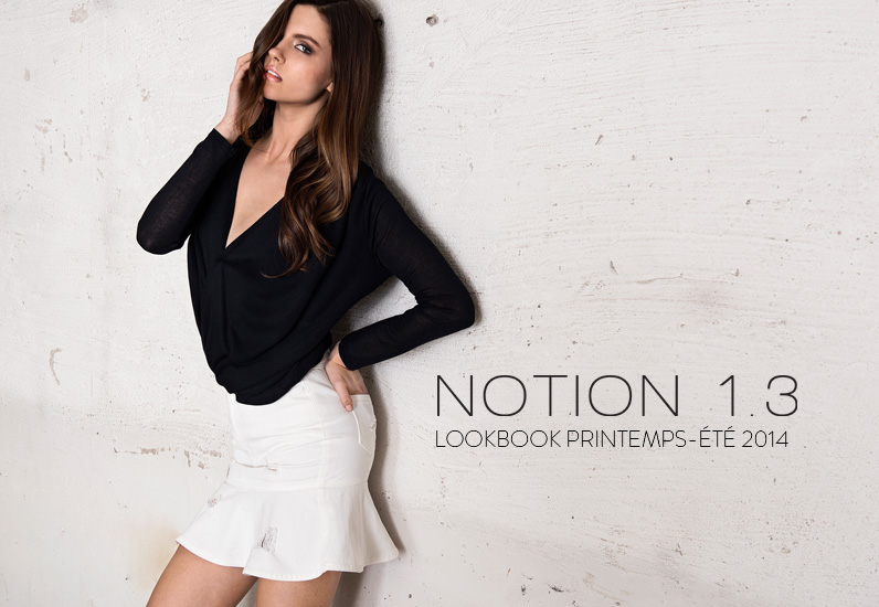 Notion Lookbook SS14